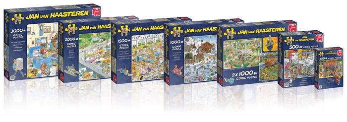 Puzzle Jan Van Haasteren