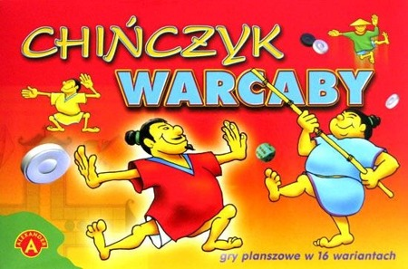 Chińczyk, Warcaby