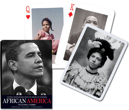 Karty 1459 African America - Obama