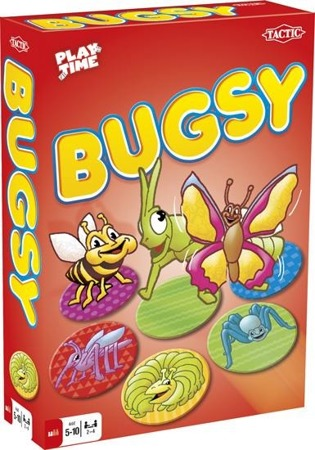 Play Time: Bugsy