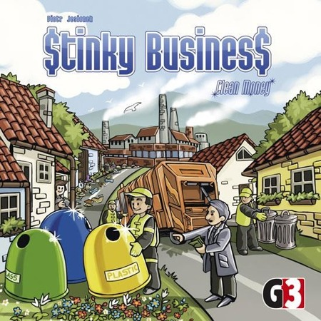 Stinky Business. Clean Money
