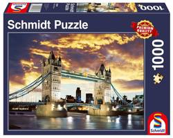 Puzzle 1000 el. Tower Bridge / Londyn