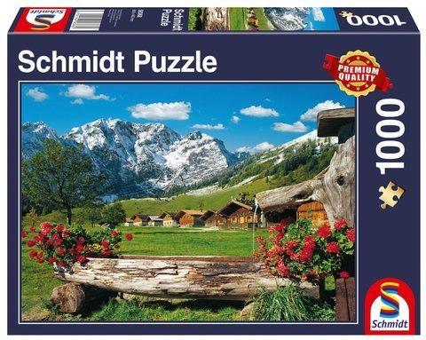 2b2060dce93480 PQ Puzzle 1000 el. T. KINKADE Przesyłka od Świętego Mikołaja ...