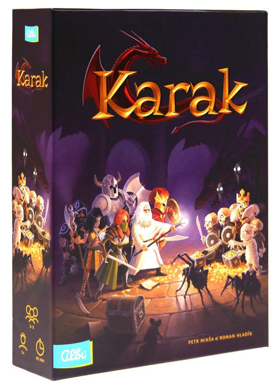Karak Spiel