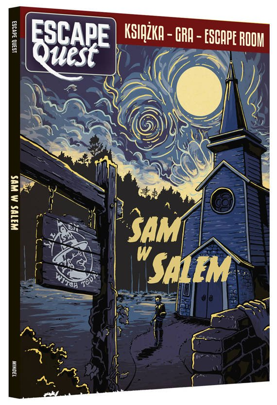 Escape Quest: Sam w Salem