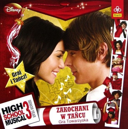 High School Musical 3 - Zakochani w tańcu