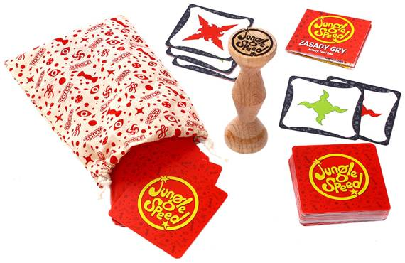 Jungle Speed Eco