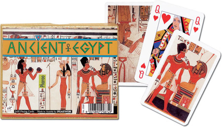 Karty 2587 Ancient Egypt