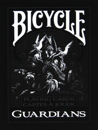 Karty Guardians (Bicycle)