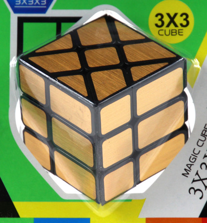 Kostka Magic Cube 6x9 (złota) (HG - 791116)