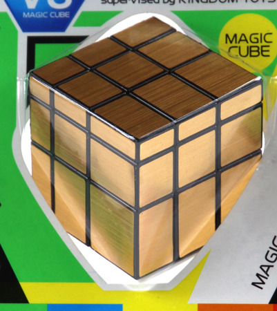 Kostka Magic Cube 9x9 (złota) (HG - 791122)