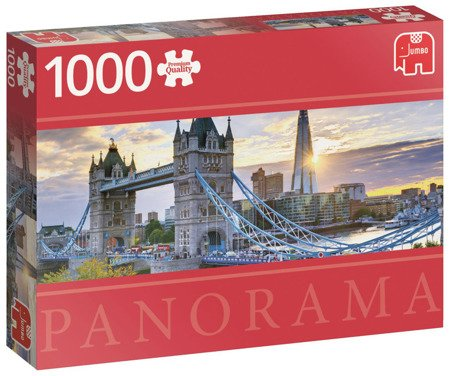Puzzle 1000 el. PC Tower Bridge / Londyn (panorama)