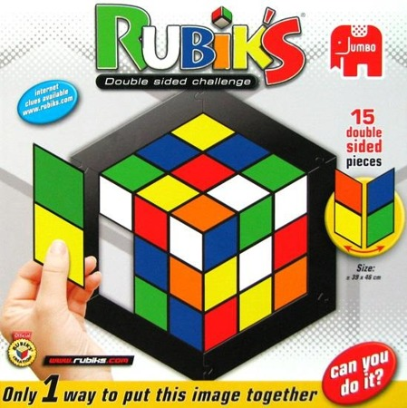 Rubik's Double Sided Challenge