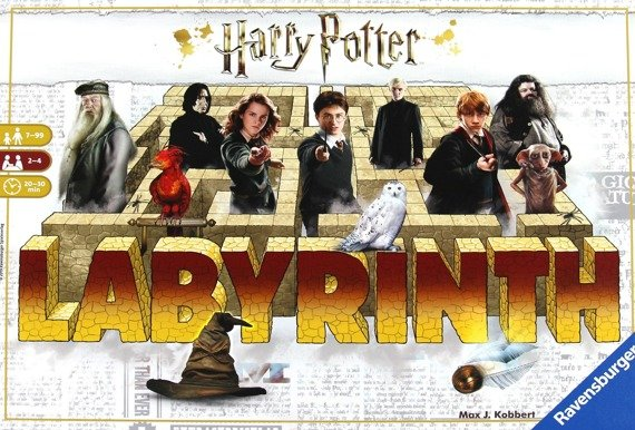 Tajemnice labiryntu Harry Potter (Labyrinth)