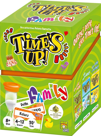 Time's Up! - Family